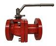 PFA ausgeleideter Kugelhahn SPHERON9® ( GFT ) ANSI